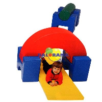 Sponge Gymnastic Blocks 7 Pieces