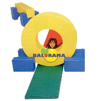 Sponge Gymnastic Blocks 8 Pieces