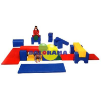 Sponge Toy Blocks 18 Pieces