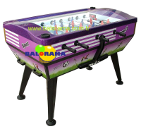 Sporty Coin Operated Table Football Vip
