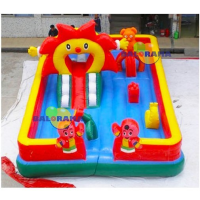 Sunny Garden Inflatable Playground 7x5x3m