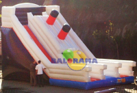 Titanic Inflatable Water Slide 9x6x7m