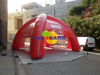 Vodafone Red Tent 4 Foot 8m
