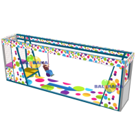 Zipline Softplay Sled