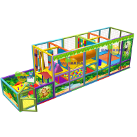 Zoo Ball Pool 10x2x2,5h