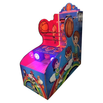 Junior Kids Basket Machine Led