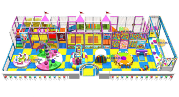 Softplay Playground 120m2