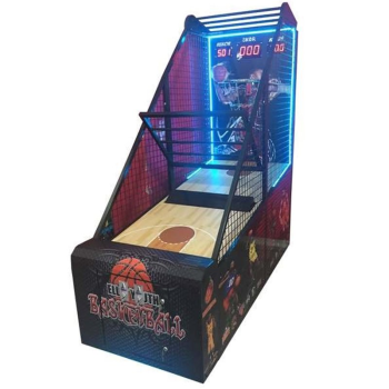 Street Basketball Machine Medium