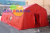 Inflatable Search Rescue Tent 10x5x2.5h 50m2