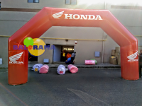 Angular Arch Balloon 8m