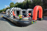 Inflatable Runway 12x7x2.4 mt