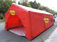 Inflatable Emergency Response Tent 8x5x2.5m